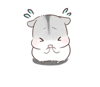 小仓鼠不开心 表情包在线制作 表情包原图 表情包模板 DIY表情包 发