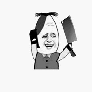 金电话玉米头手持馆长拿刀-表情制作在线的女孩辫表情麻花包图片